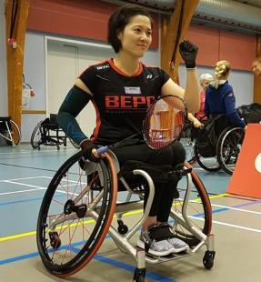 Belgian Para-Badminton Champioships 2019