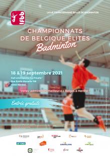 Belgian Championships Elite 2021