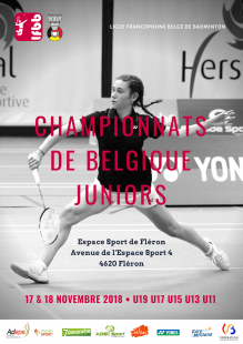 Belgian Youth Championships 2018
