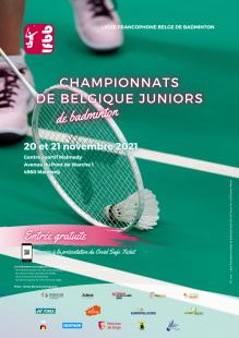 Belgian Youth Championships 2021